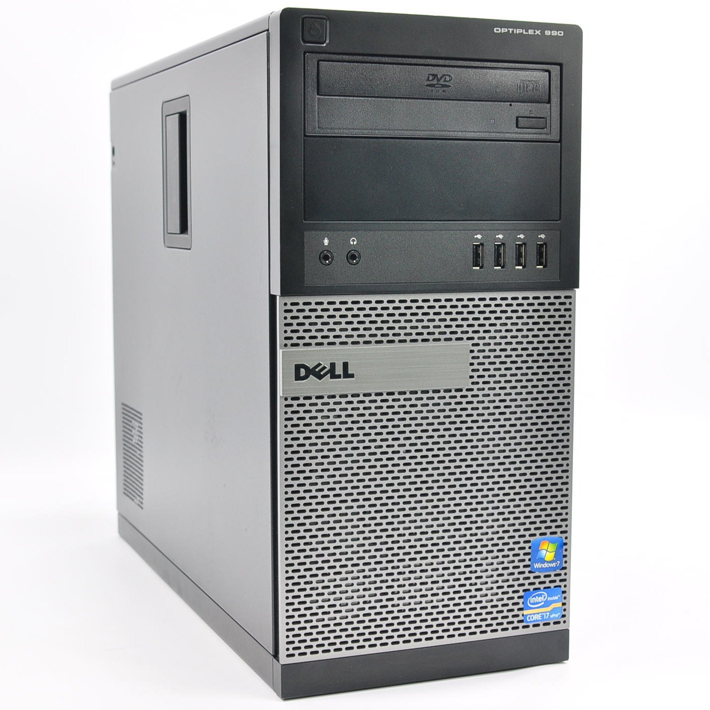 DELL OptiPlex 990MT (Intel i5-2500/8Gb/500HDD/GTX 1050 новая)